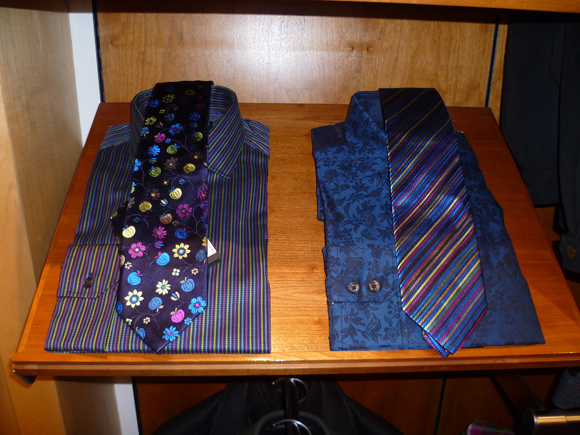 Duchamp shirts and ties York