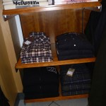 Barbour clothing at Robert Smart Menswear York 03