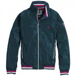 Bosun Nautical Blouson Navy