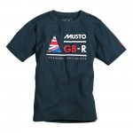GBR T Shirt Navy