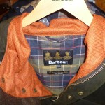 Barbour clothing at Mannix Menswear of York 08