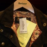 Barbour Morris Print Jackets at Smart Country York 06