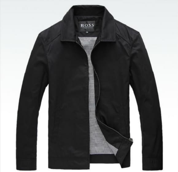 Boss Black Casual Jackets By Smart Clothes York Yorkshire