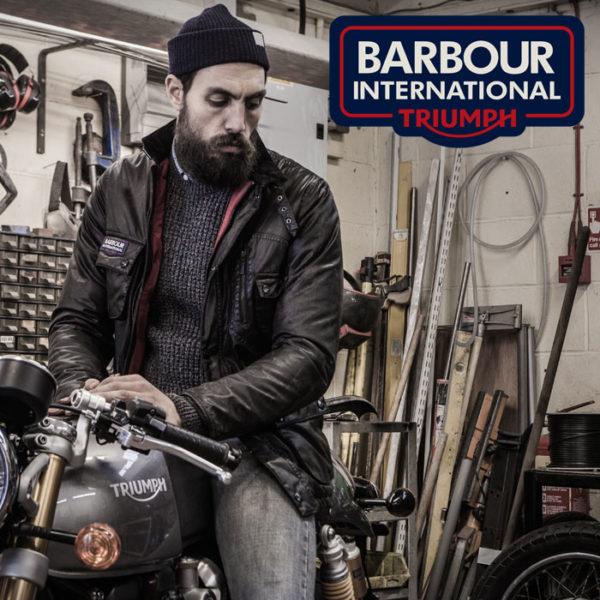 Barbour International Triumph By Smart Clothes York Yorkshire