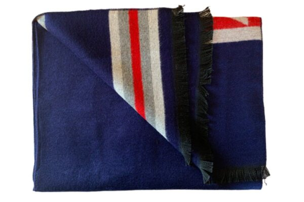 Old School Bamboo Scarf